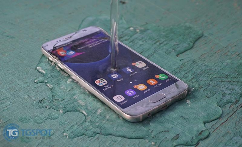 ברצינות Samsung Galaxy S7 - מפרט מכשיר מלא AU-73
