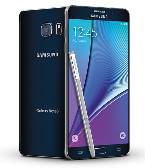 מעולה Samsung Galaxy Note 5 - מפרט מכשיר מלא TE-55