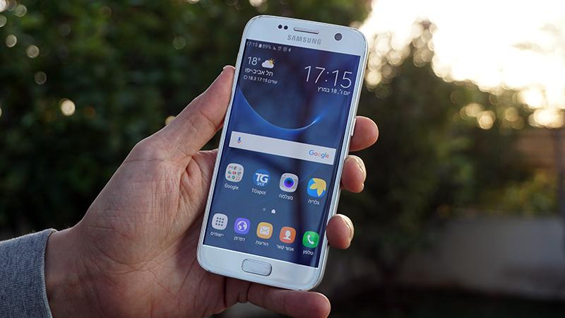 מאוד Samsung Galaxy S7 - מפרט מכשיר מלא NE-73
